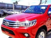 Nueva Toyota Hilux 2016 (Video, Fotos, Nota)