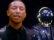 Pharrell Williams y Daft Punk: 'Gust of Wind'
