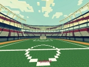 Minecraft: Estadio de River Plate, El Monumental