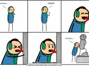 Cyanide and Happiness -nuevas- :D