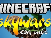 Estoy on fire! 3 victorias epicas en skywars