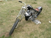 Bare Knuckle Chopper