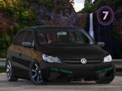 gol trend tuning (photoshop)