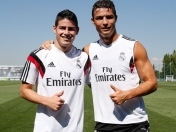 Cristiano Ronaldo and J Lo practiced together for the first