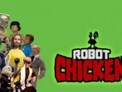 Pollo Robot (Robot Chicken) - algunos videos