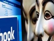 Anonymous amenaza con hacer desaparecer Facebook