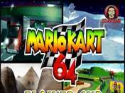 MARIO KART64 Flower Cup Extra (Japan)| Goars Gamer