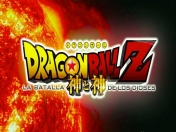 Trailer oficial Dragon Ball Z Battle of Gods Español Latino