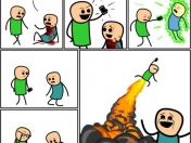 Cyanide And Happiness [MegaPost] Parte 2