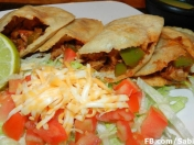 Gorditas de chicharron