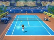 Con Racket Sports Party, de Wii, comienza la diversion