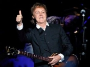 Historico Paul McCartney muy cerca de tocar en Montevideo