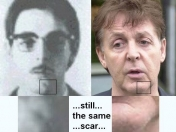 Paul Mc Cartney Vs Billy Shears (William Campbell).