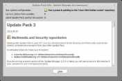 LMDE Update Pack 3 está disponible!
