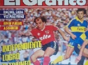 Independiente campeon 88/89