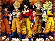 wallpapers anime, dragon ball z, naruto, etc