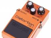 Pedal de Distorcion para guitarra