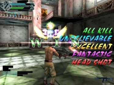 Gunz the duel online published in Juegos