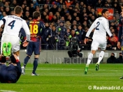 CR7 y Real madrid marean al barcelona