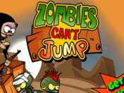 Juego Zombies Can't Jump