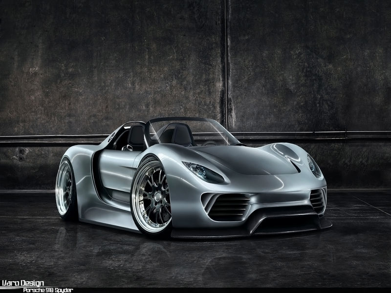 porsche 918 spyder concept autos y motos taringa. Black Bedroom Furniture Sets. Home Design Ideas
