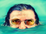 Charly Garcia en Corel Painter X