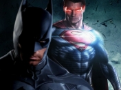 Batman vs Superman será titulo Man of Steel: Fight Or Fligh