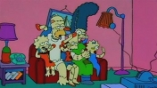 Los Simpson en Version Zombie