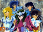 saint seiya - sad brothers