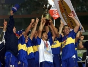 Boca campeon Intercontinental 2000