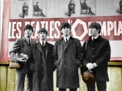 Los Beatles en alta resolución, muy bueno