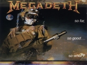 Wallpapers de Megadeth.