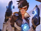 Tracer llega a Heroes of the Storm este mes