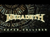 Megadeth da a conocer single de su nuevo disco SuperCollider