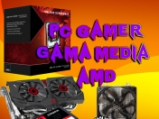 Pc Gamer Gama Media Alta con Procesador AMD