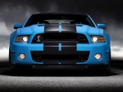Ford Mustang Shelby GT 500 2013