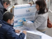 Se entregaron 500.000 decodificadores para TV Digital
