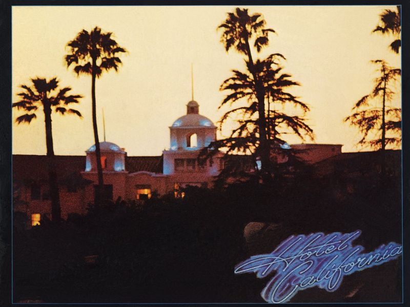essay on hotel california eagles The eagles' 'hotel california': 10 things you didn't know how glenn frey's drug dealer, don henley's king-size mattress and other behind-the-scenes elements played.