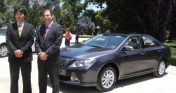 [Chile]Toyota Camry 2012 Lanzamiento