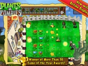 Plants vs Zombies gratis en iOS