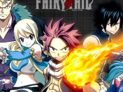 Fairy Tail - 2014 - cap. 1 y 2