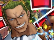 Gildo Tesoro será jugable en One Piece Burning Blood