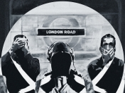 Modestep - London Road  Album