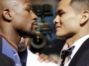 Mayweather vs Maidana Completa repeticion