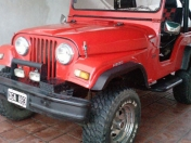 restauracion jeep ika,willys offroad