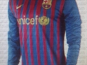 Camiseta Barcelona manchester united & Arsenal Nike Anti