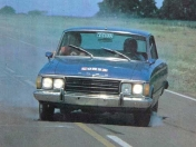 Ford Falcon Sprint - 1977 - test del ayer