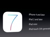 iOS 7, la mayor actualización de iOS desde el primer iPhone