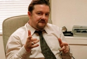 Buenos monólogos por Ricky Gervais (The Office)