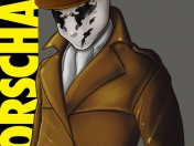 Rorschach(watchmen) by Darou